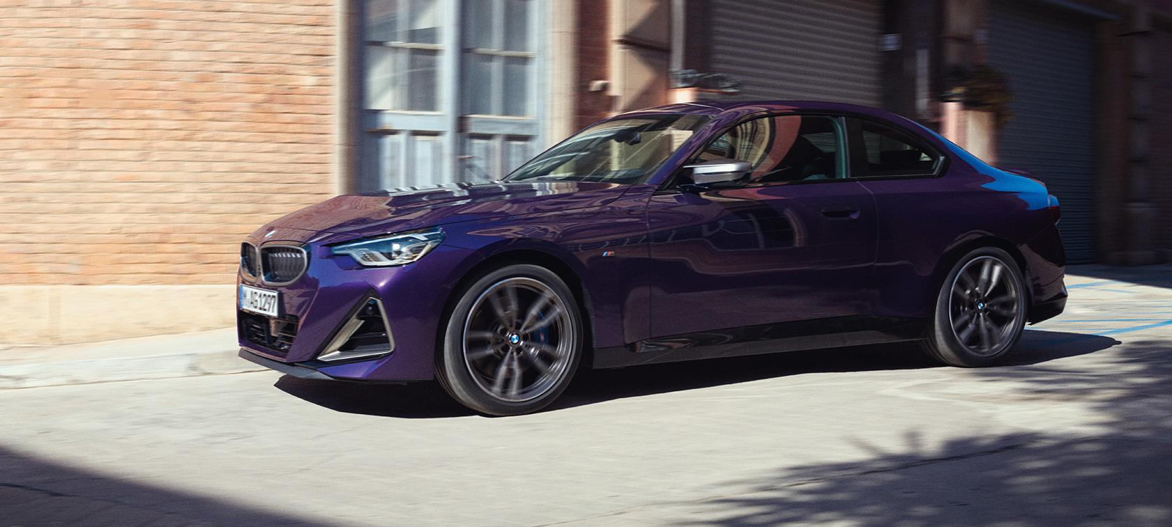 BMW Seria 2 Coupé Design Frontal
