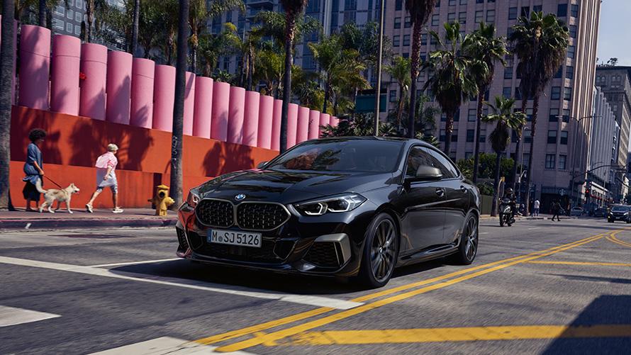 BMW Seria 2 Gran Coupé Frontal