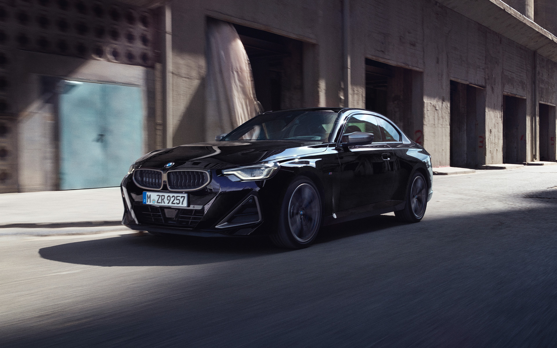 BMW M240i xDrive Coupé Design Frontal