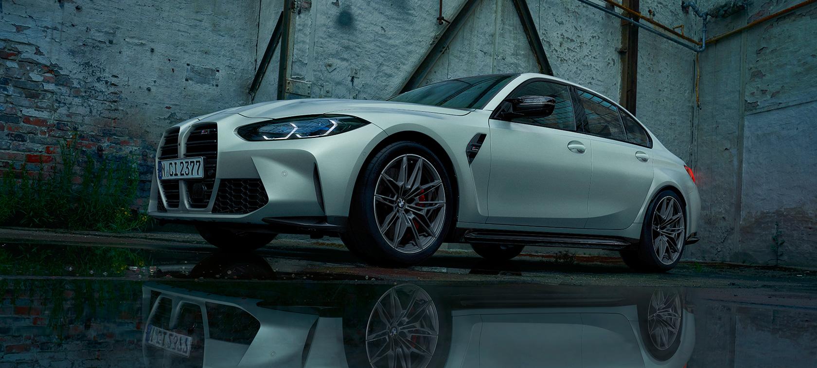 BMW Seria 3 Sedan M Design Frontal