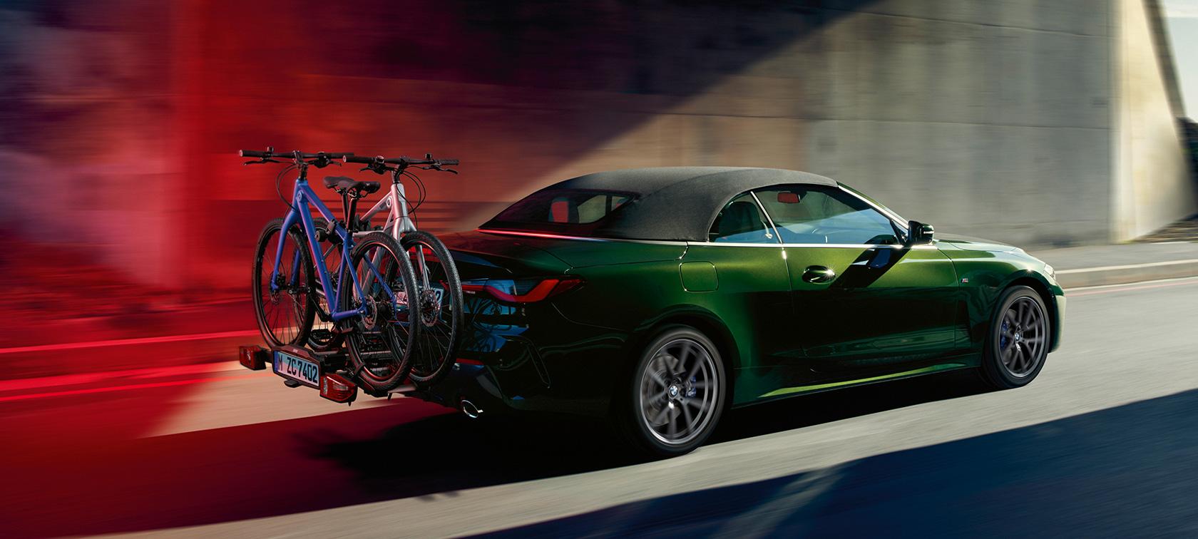 BMW Seria 4 Cabriolet Design Spate