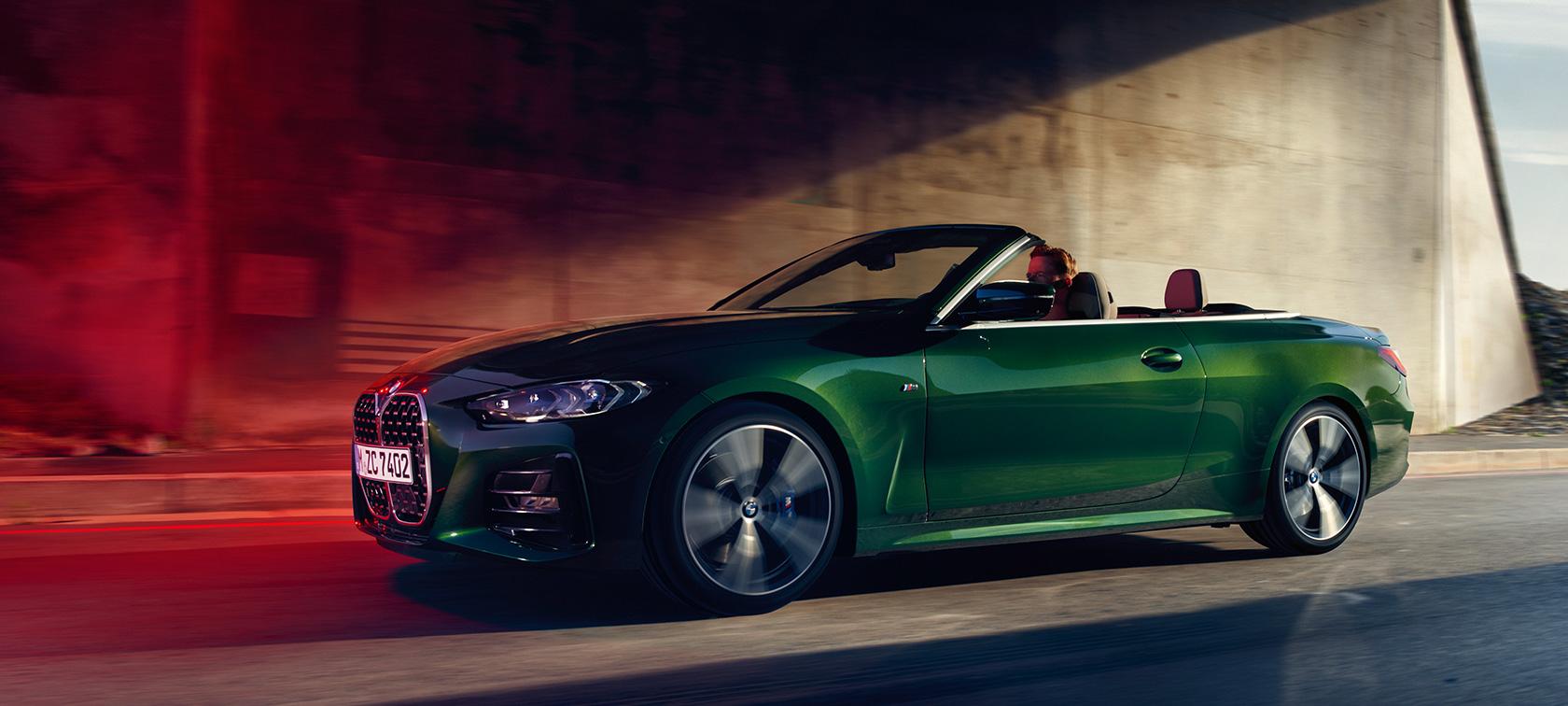 BMW Seria 4 Cabriolet Design Frontal