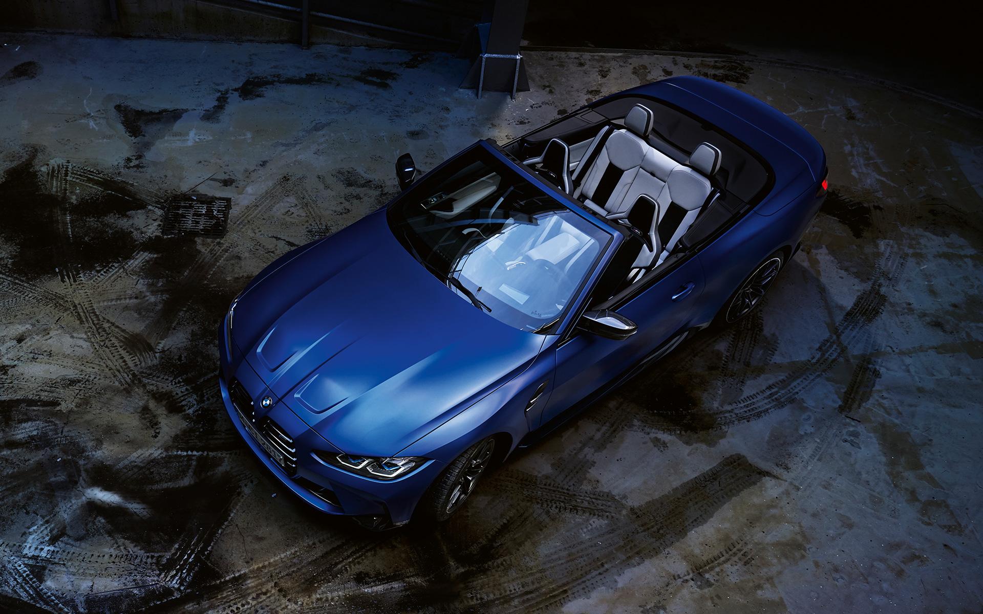 BMW Seria 4 Cabriolet M Exterior de Sus