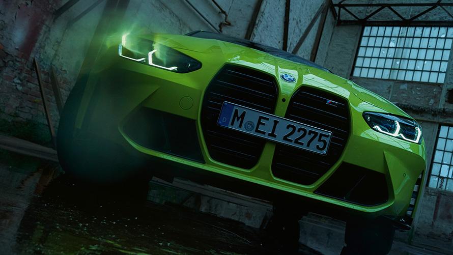 BMW M Seria 4 Coupé Șasiu