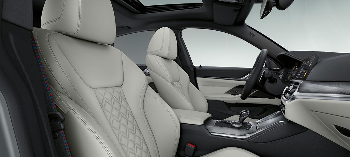 BMW Seria 4 Gran Coupé Design Interior