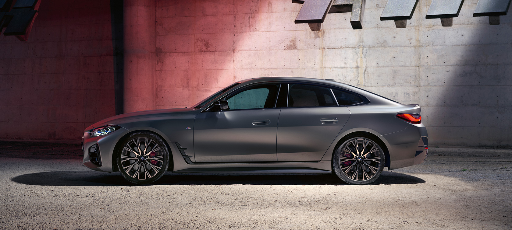 BMW Seria 4 Gran Coupé M Design Lateral