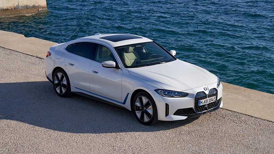 BMW i4 Design Frontal