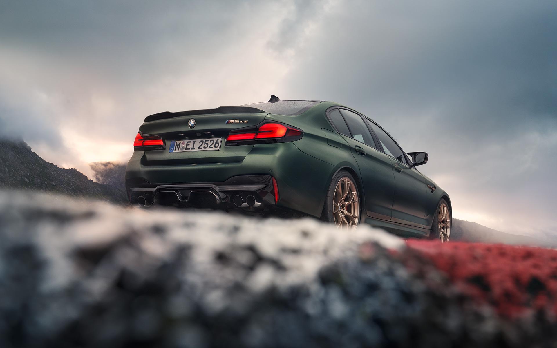 BMW M5 Sedan Design Spate