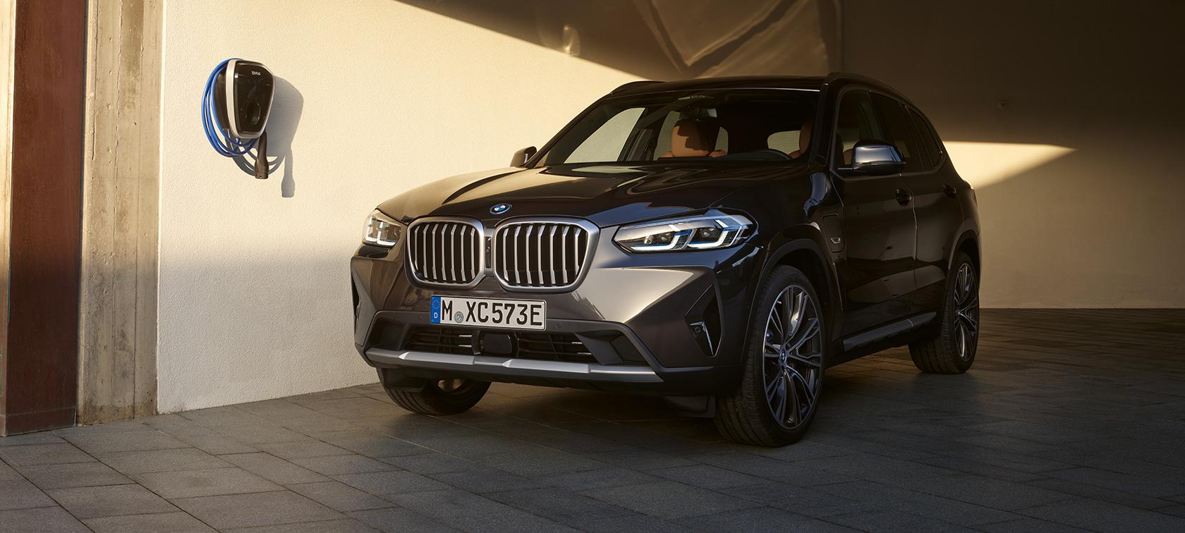 BMW X3 xDrive30e Design Frontal