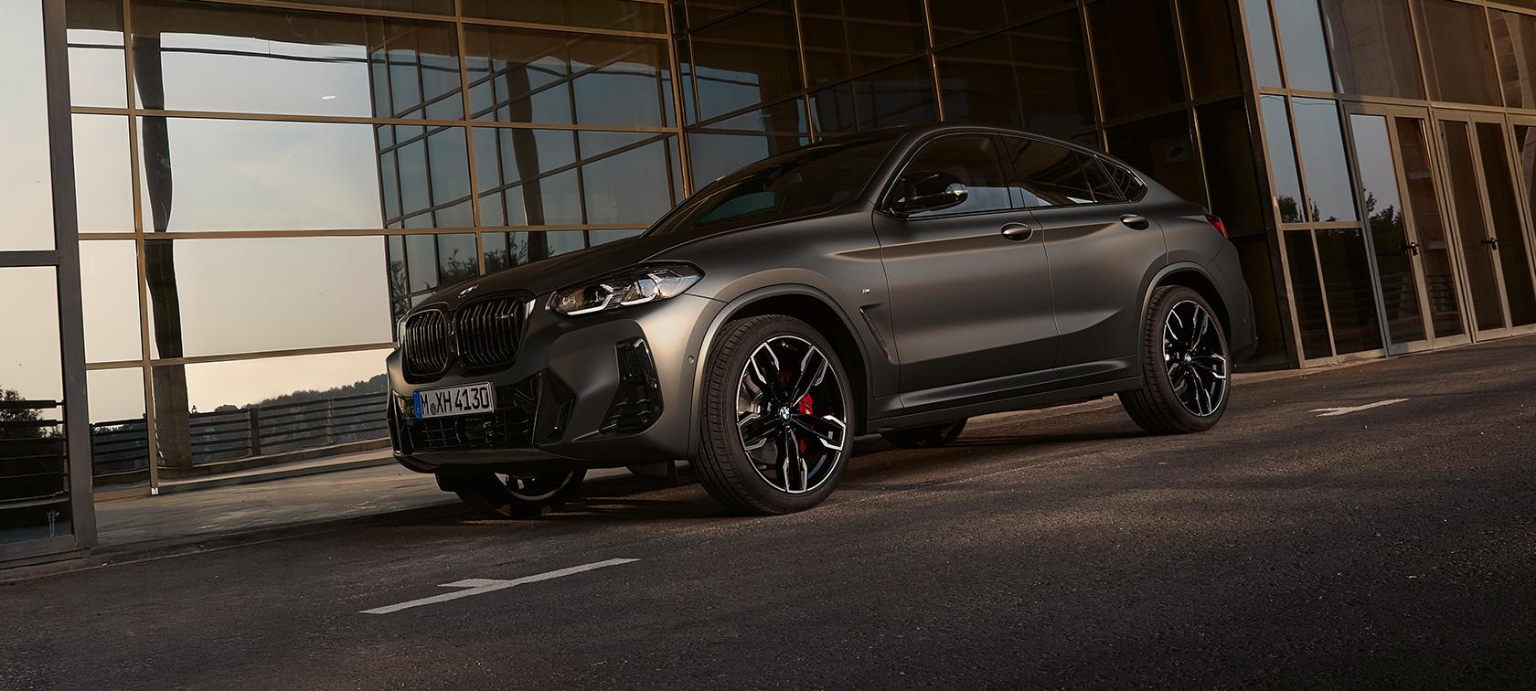 BMW X4 M Design Exterior