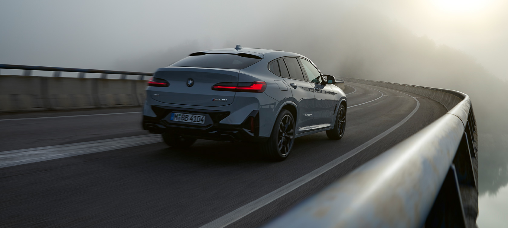 BMW X4 Design Spate