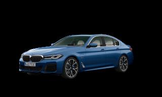 BMW Seria 5 Sedan Plug-in Hybrid