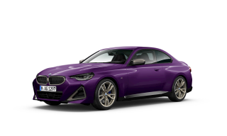 BMW Seria 2 Coupé Design Lateral