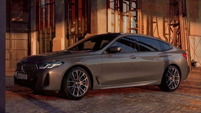 BMW Seria 6 Gran Turismo Design Lateral