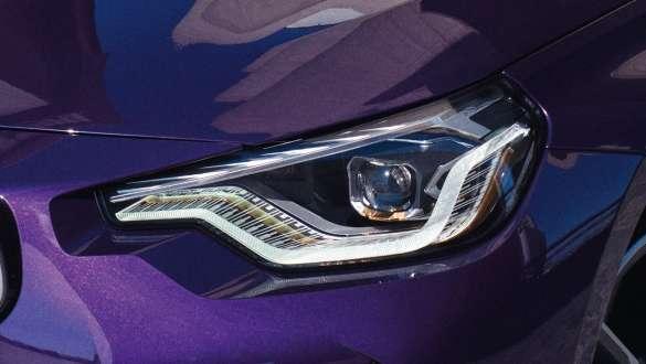 BMW Seria 2 Coupé Detaliu Far